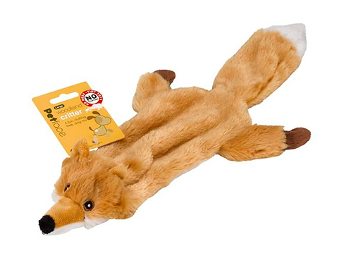 Woodland Critter - Stuffing Free Large Fox by Petface