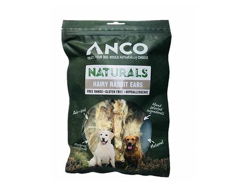 Anco Naturals Hairy Rabbit Ears - 100g
