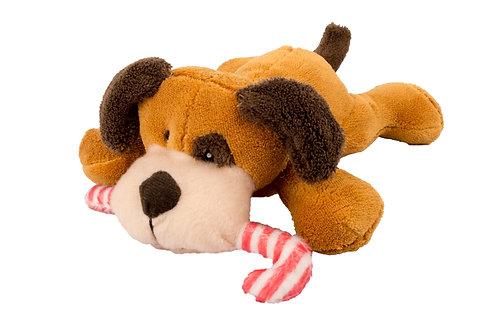 Festive Plush Dog Stuffed Toy by Pet Brands