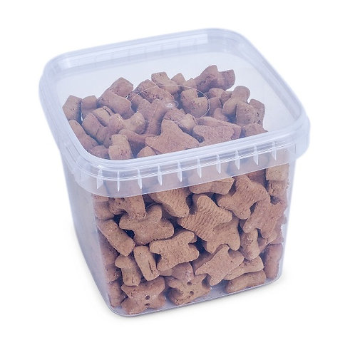 XMAS Grain Free Duck and Orange Biscuits by Petface - 500g