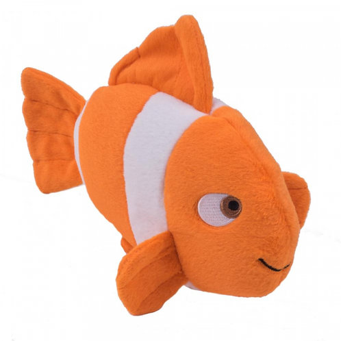 Seriously Strong Super Tough Plush and Rubber Fish by Petface
