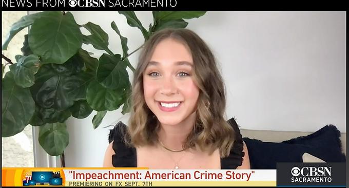 Good Day Sacramento: Emma Malouff Interview