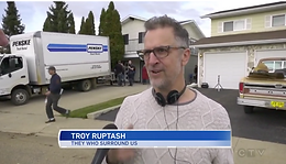 Filmmaker brings Hollywood production to his hometown