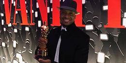 Boricua prueba la gloria de un Óscar