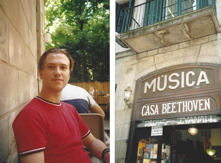 Barcelona- Copyright of Sarah Oglesby 2020