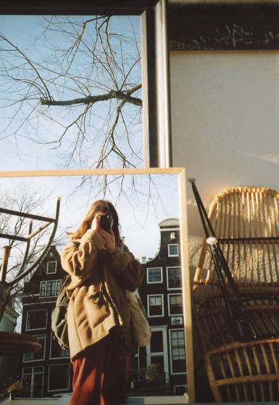 self portrait-Copyright of Sarah Oglesby 2020