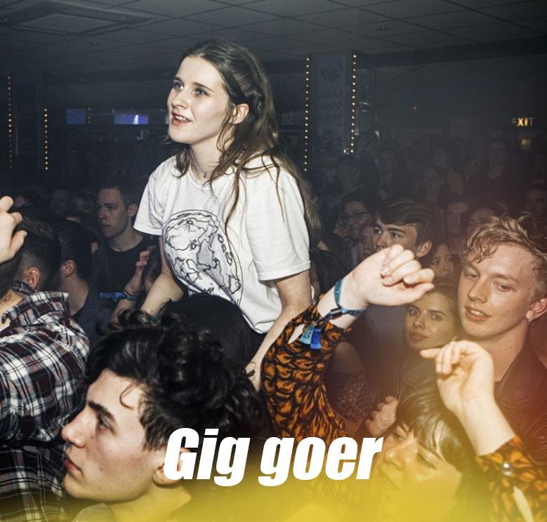Gig Goer