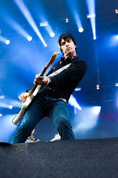 Johnny Marr- A4 Print