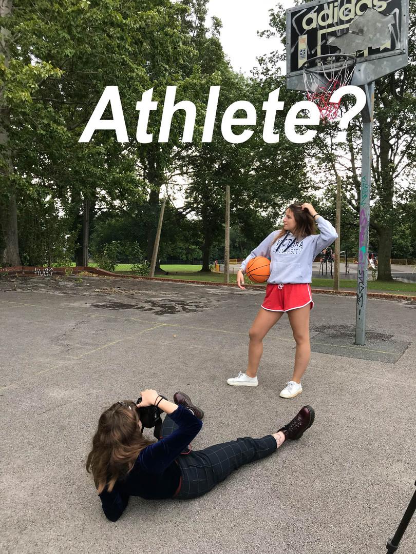 athlete?
