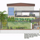 House in Brazil - Tropical planting