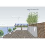 Terrace - CHELSEA - SW3 - 2021