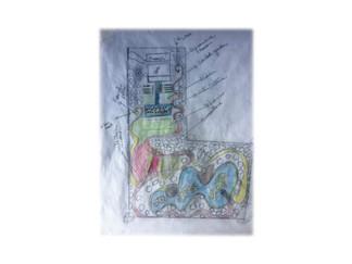 Sketch - Private property - Newbury