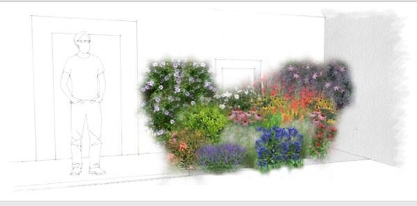 Plant design - Wimbledon House