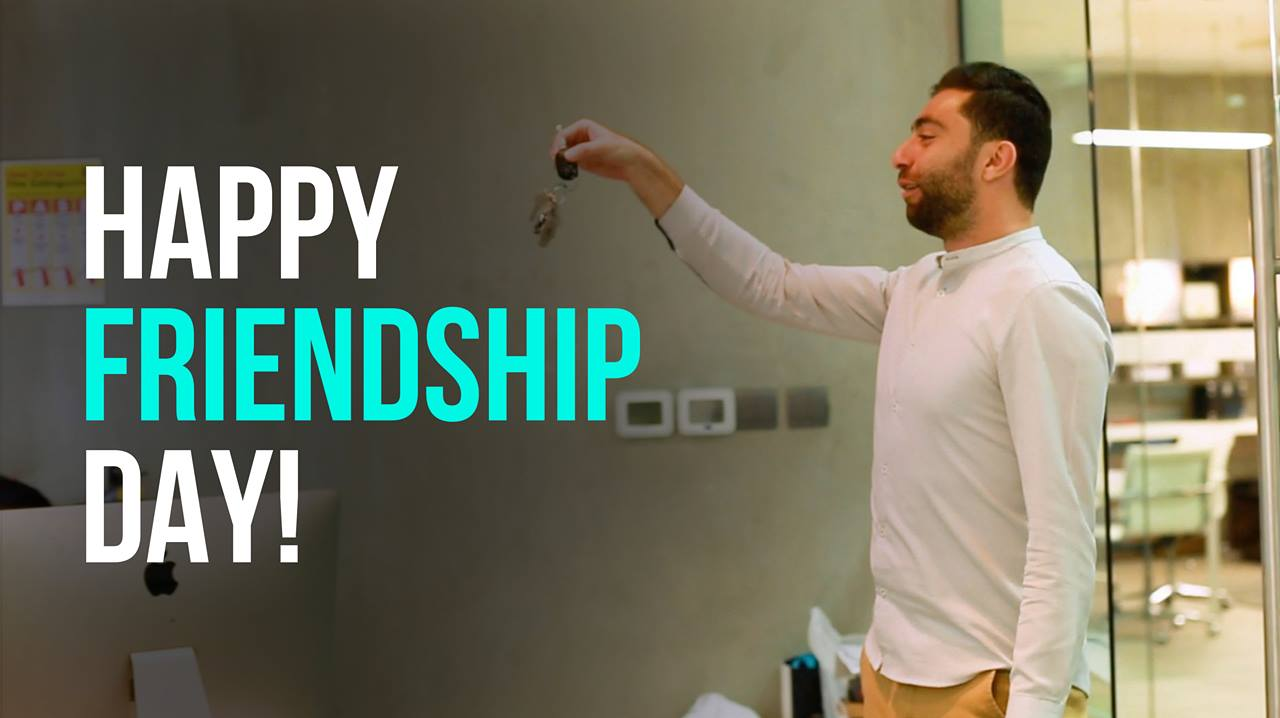 This is the place 📍where #friendships 🤝 are made. Happy Friendship Day from #BMBFamily #BMBGroup ✨🤜🤛😃