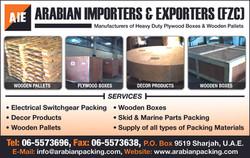 ARABIAN IMPORT & EXPORT 42CH