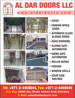 AL DAR DOORS 44CV