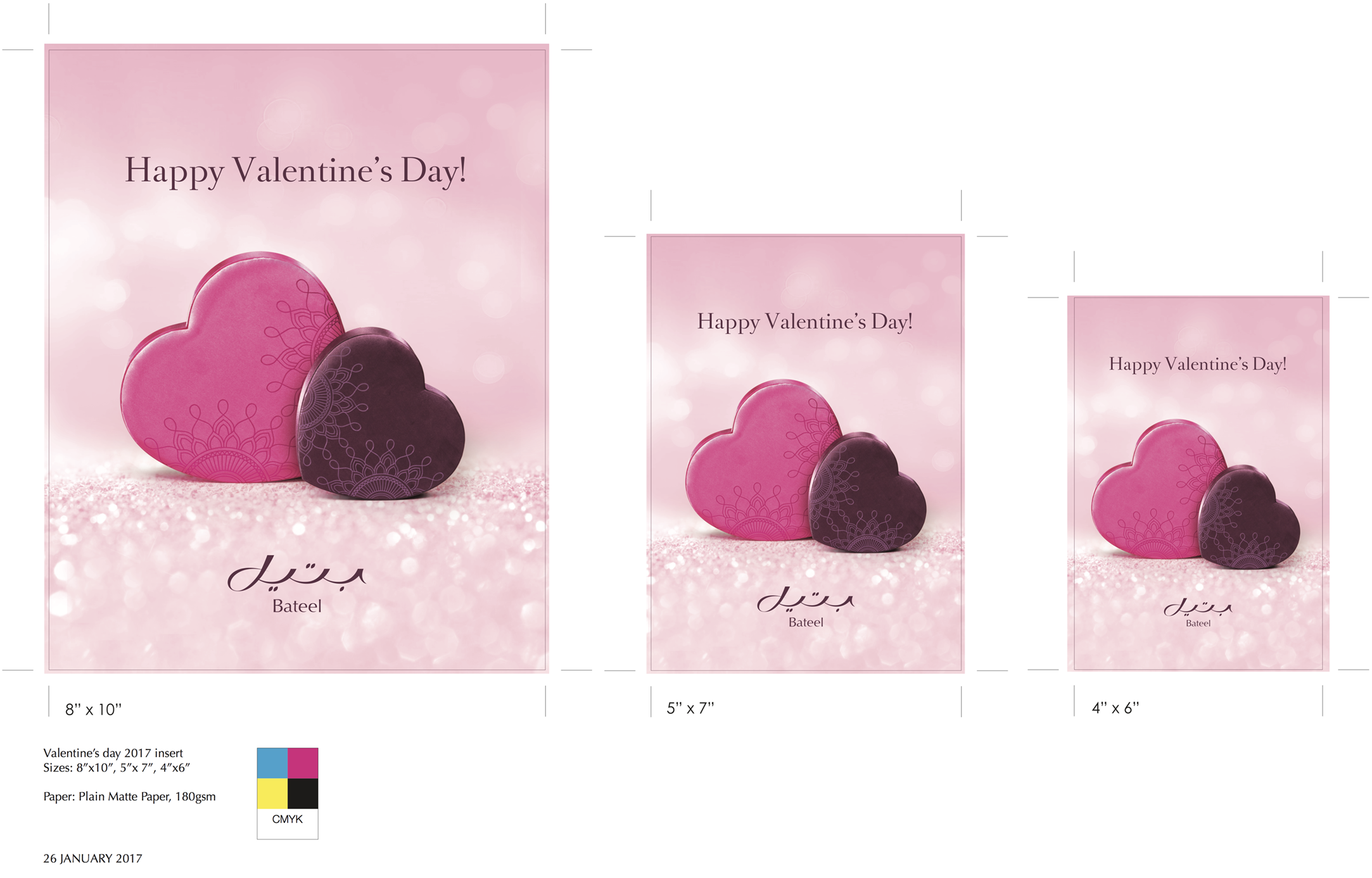 Valentine INserts
