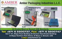 AMBER PACKAGING 42CH