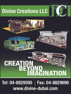 DIVINE CREATIONS LLC 40C