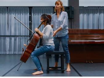 Technique Alexander avec Agnès De Brunhoff