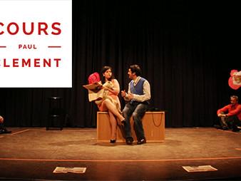 Théâtre - Paul Clément