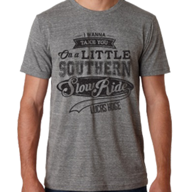 Slow Ride Grey T
