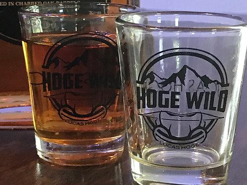 HOGE WILD Shot Glasses