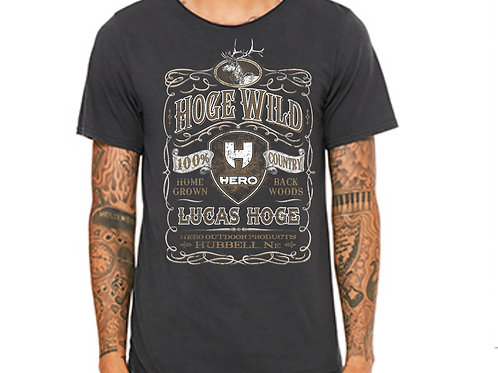 Hoge Wild Hero T-Shirt (Men's)