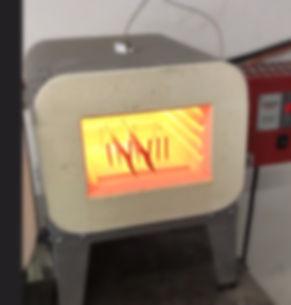 Evenheat heat treat kiln