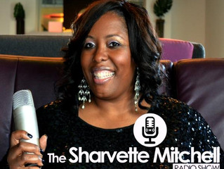 Sharvette Mitchell Radio Show interview with Motivational Speaker and Founder of CIRCLE (Community I