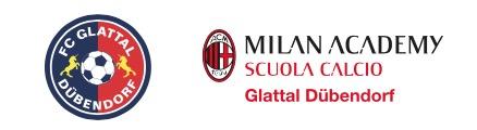 FC Glattal Dübendorf Milan Academy