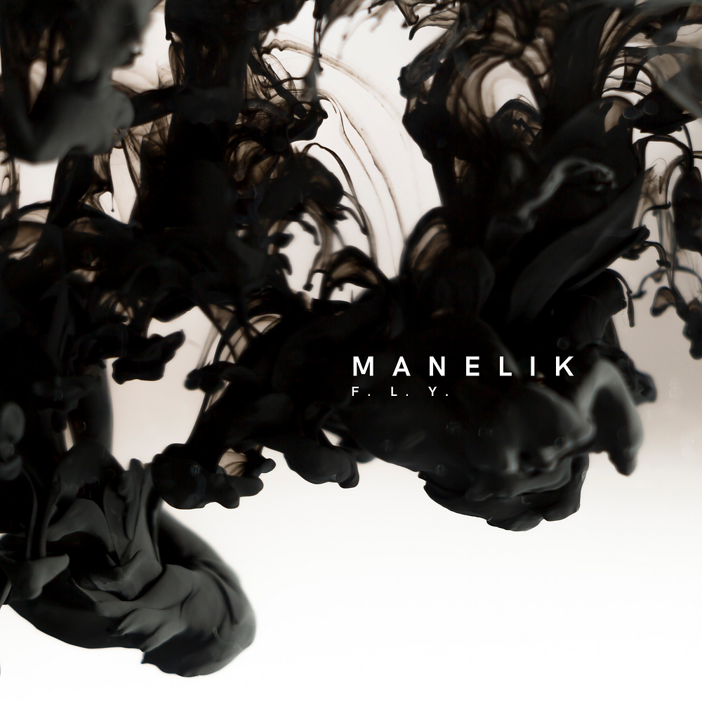 The cover of Manelik's new EP F.L.Y.