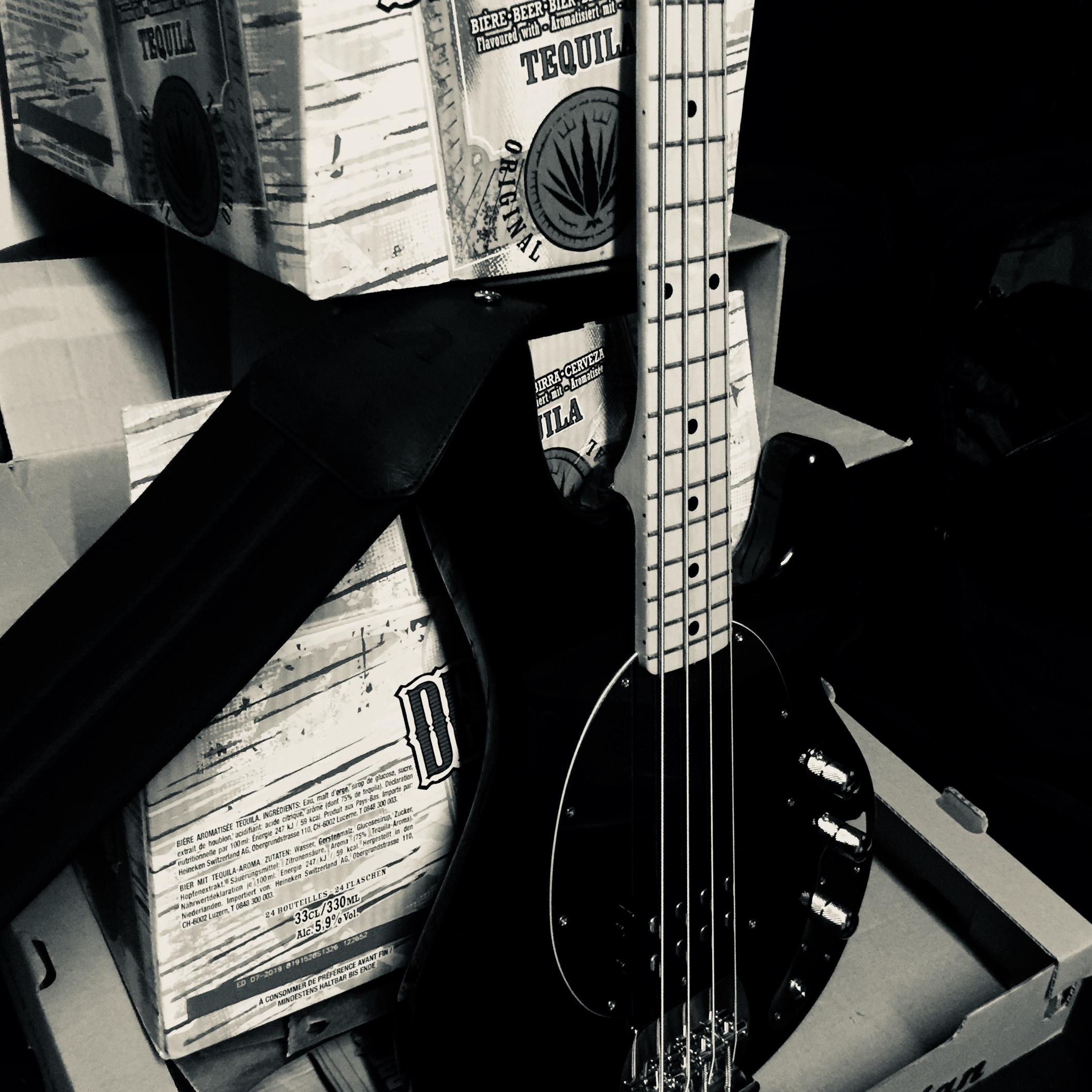 Thirsty bass