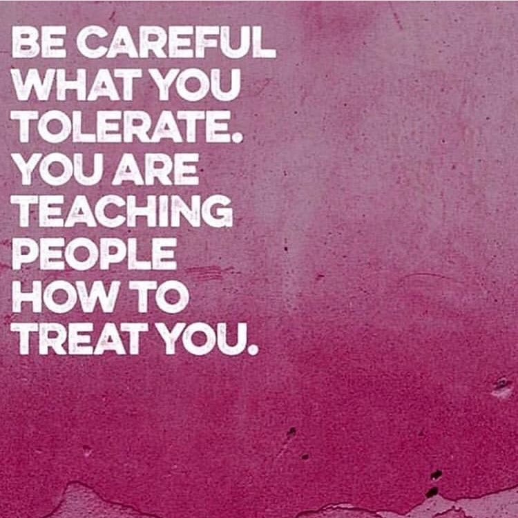 Careful...