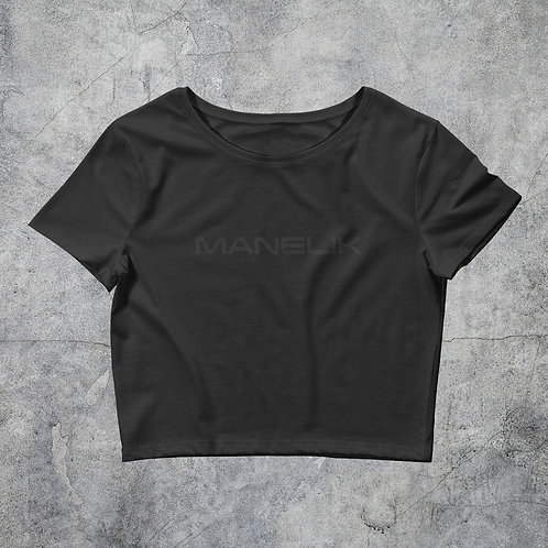 Blackout Women's Crop Tee