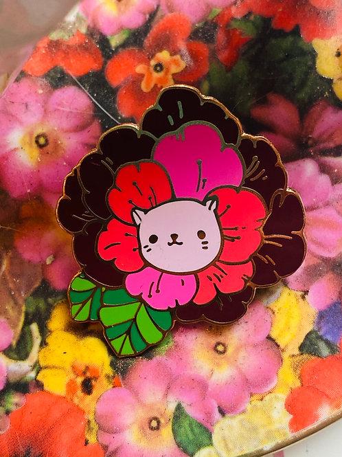 Flower Feline