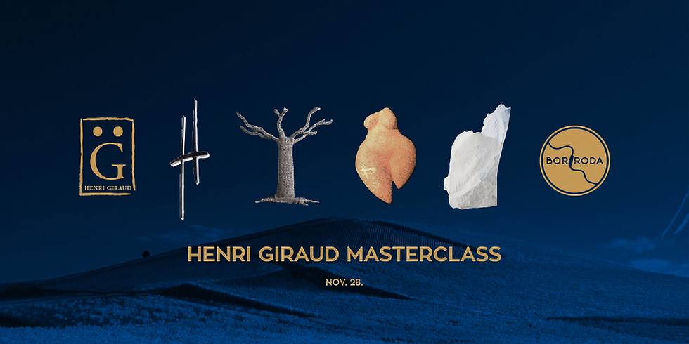Henri Giraud Masterclass