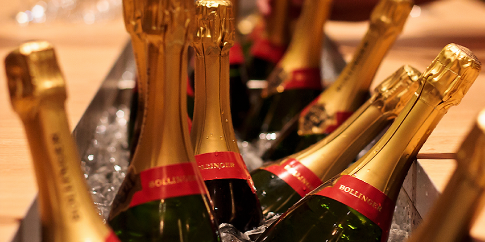 Champagne Time - Anytime!