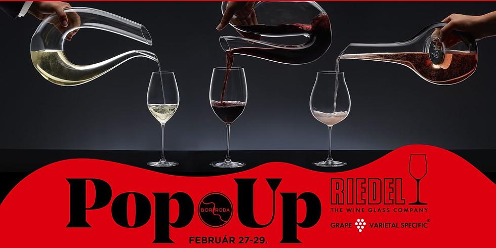 Riedel Pop-Up