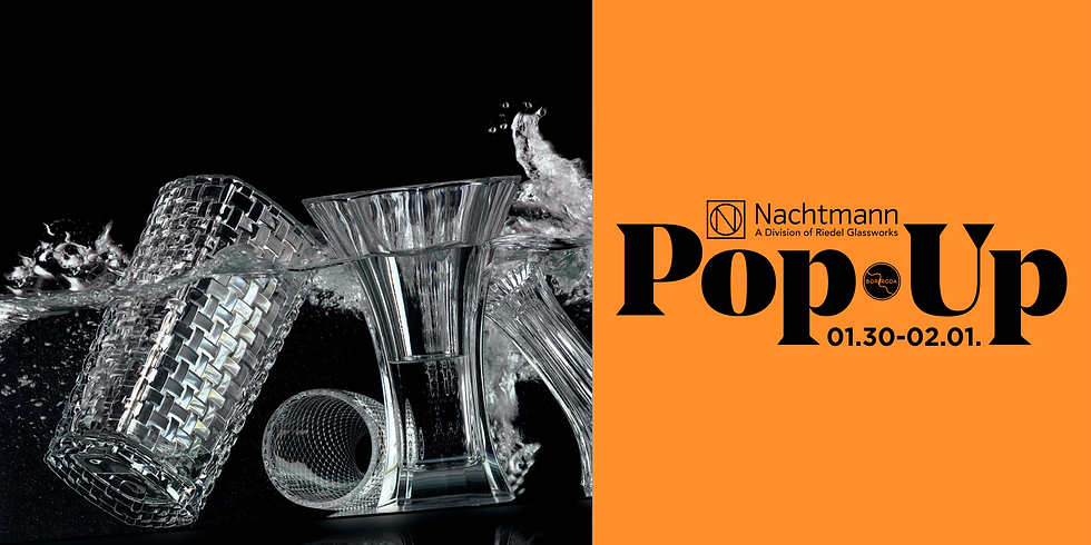 Nacthmann Pop Up a Borirodában