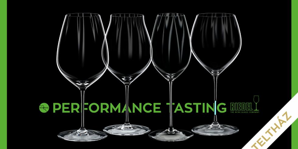 RIEDEL PERFORMANCE GLASS TASTING