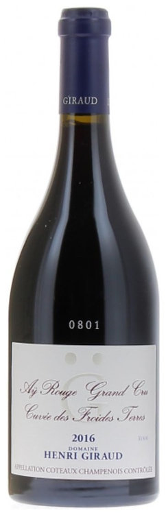 HENRI GIRAUD Ay Rouge Cuvée des Froides Terres