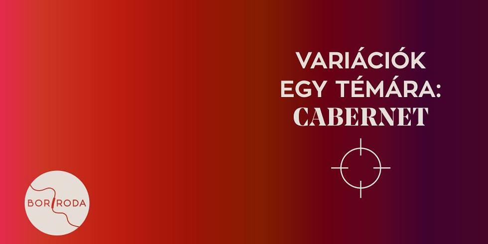 Variációk egy témára: Cabernet
