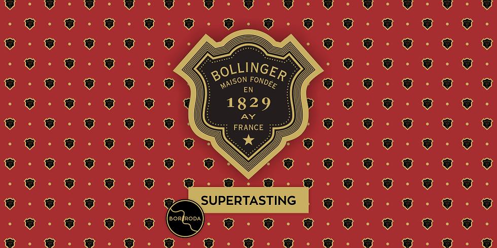 BOLLINGER SUPERTASTING