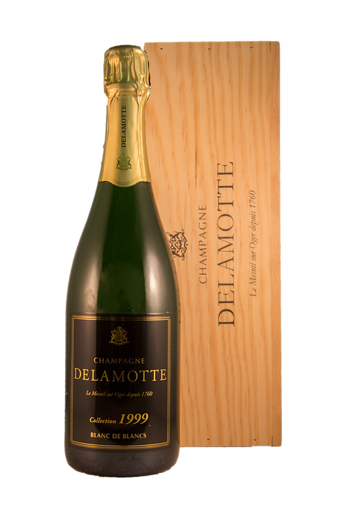 DELAMOTTE Blanc de Blancs Collection 1999