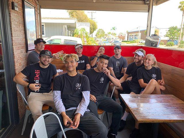 Sushi Deli 3 Employees