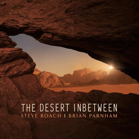 """STEVE ROACH & DAVID PARNHAM """"The Desert Inbetween"""""""