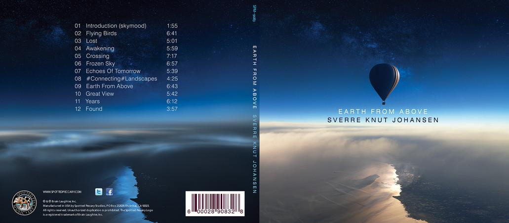 "SVERRE KNUT JOHANSEN ""Earth From Above"""