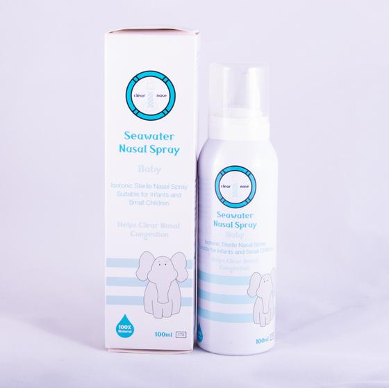 Clearnase Baby Nasal Spray
