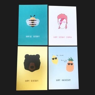Cards on Thortful (Square)